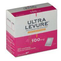 ULTRA-LEVURE 100 mg Poudre pour suspension buvable en sachet B/20 à JACOU