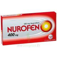 NUROFEN 400 mg Comprimés enrobés Plq/12 à JACOU