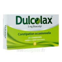 DULCOLAX 5 mg Comprimés enrobés gastro-résistants Plq/30 à JACOU