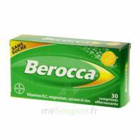Berocca Comprimés Effervescents Sans Sucre T/30 à JACOU