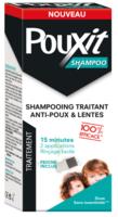 Pouxit Shampoo Shampooing traitant antipoux Fl/200ml+peigne à JACOU