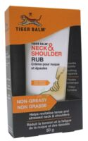 Tiger Balm Crème Pour Nuque Et épaules 50g à JACOU