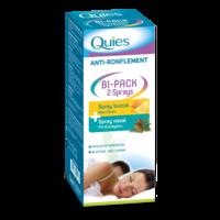Quies Bi-pack 2 Sprays Buccal Et Nasale Anti-ronflement à JACOU