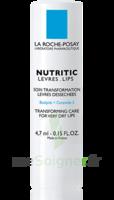 Nutritic Stick lèvres sèche sensibles 2 Etui/4,7ml à JACOU
