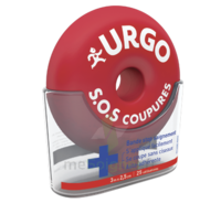 Urgo SOS Bande coupures 2,5cmx3m à JACOU