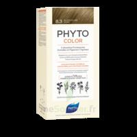 Phytocolor Kit Coloration Permanente 8.3 Blond Clair Doré à JACOU
