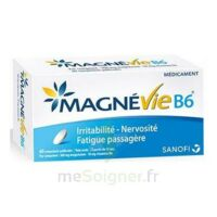 Magnevie B6 100 mg/10 mg Comprimés pelliculés Plaq/60 à JACOU