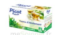 Picot Maman Tisane d'allaitement Verveine 20 Sachets à JACOU