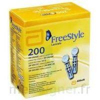 Freestyle Papillon Lancettes B/200 à JACOU
