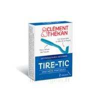 Clément Thékan Tire Tic Crochet B/2 à JACOU
