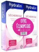 Hydralin Sécheresse Crème lavante spécial sécheresse 2*200ml à JACOU