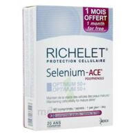 Richelet Selenium ACE Optimum 50+ Comprimés B/90+30 à JACOU