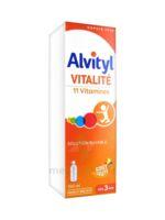 Alvityl Vitalité Solution buvable Multivitaminée 150ml à JACOU