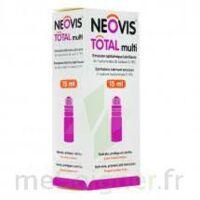 NEOVIS TOTAL MULTI S ophtalmique lubrifiante pour instillation oculaire Fl/15ml à JACOU