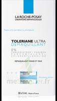Toleriane Solution démaquillante yeux 30 Unidoses/5ml à JACOU