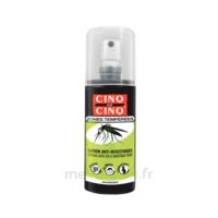 Cinq Sur Cinq Zones Tempérées Lotion Anti-moustique 100ml à JACOU