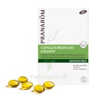 Aromaforce Caps bronches bio B/30 à JACOU