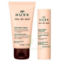 Rêve de Miel Crème Mains et Ongles + Stick Lèvres Hydratant à JACOU