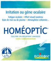 Boiron Homéoptic Collyre unidose à JACOU