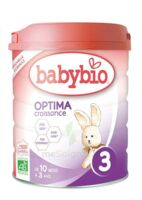 BABYBIO Optima 3 à JACOU