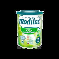 Modilac Bio Croissance Lait en poudre B/800g à JACOU