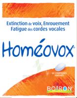 Boiron Homéovox Comprimés à JACOU