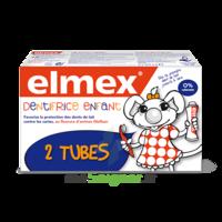 Elmex Duo Dentifrice Enfant, Tube 50 Ml X 2 à JACOU