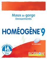 Boiron Homéogène 9 Comprimés à JACOU
