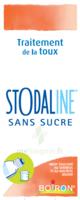 Boiron Stodaline sans sucre Sirop à JACOU