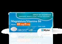 Magnesium/vitamine B6 Mylan 48 Mg/5 Mg, Comprimé Pelliculé à JACOU