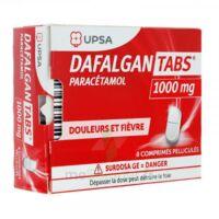 Dafalgantabs 1 G Cpr Pell Plq/8 à JACOU