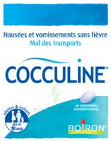 Boiron Cocculine Comprimés orodispersibles B/40 à JACOU